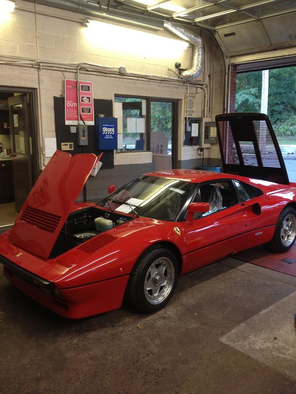 Ferrari Repair New Vernon Coach Motor Works